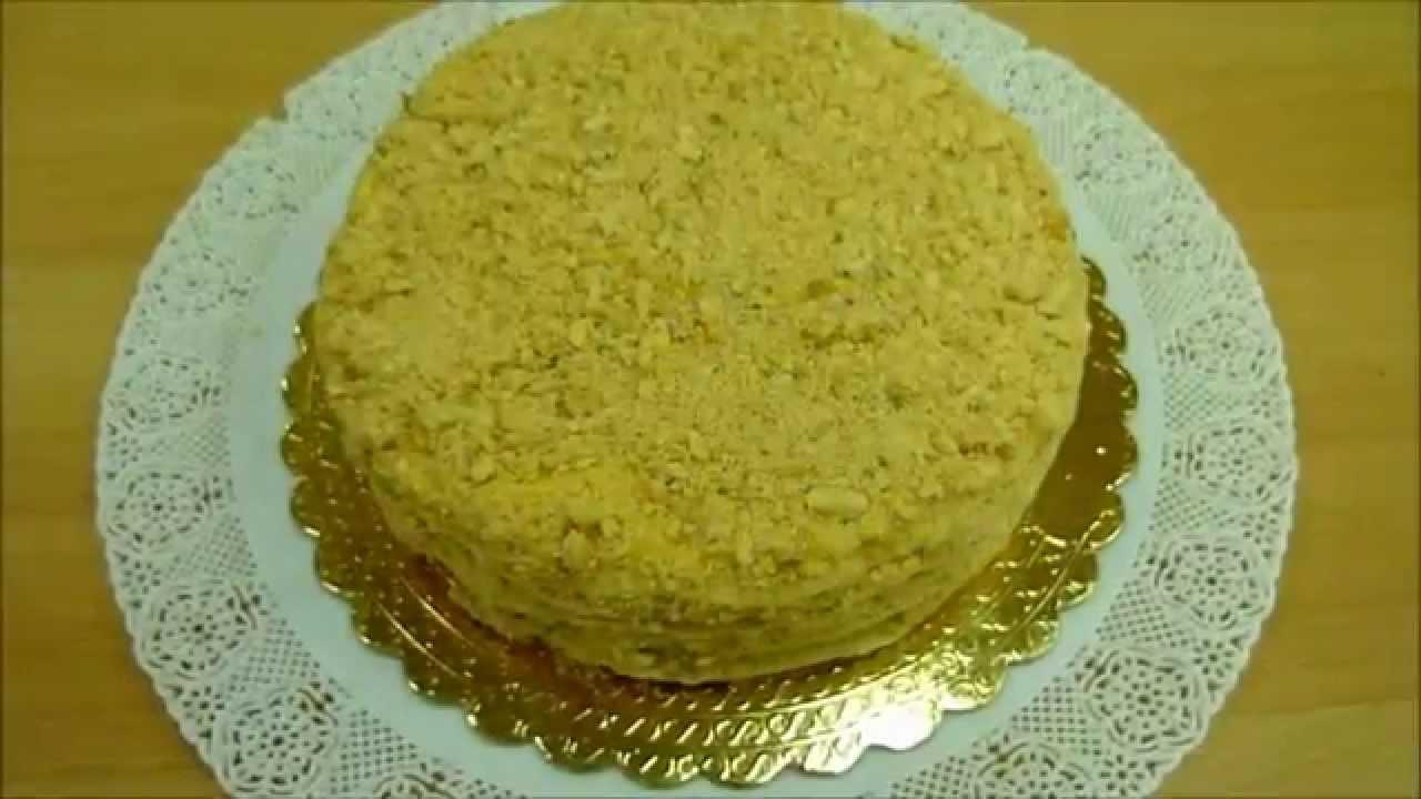 Рецепты тортов с фото, пошаговые приготовление