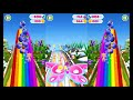 HUCKLEBERRY PIE Vs  PLUM PUDDING:Strawberry shortcake Berry Rush Gameplay makeover for kid  Ep 45