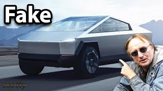 Tesla's Cybertruck is a Lie