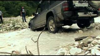 Дагестан-Чечня на Subaru Outback 3.6R (4/6)