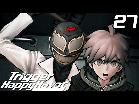 Who's The SPY? | Trial 3 Pt. 2 | Danganronpa: Trigger Happy Havoc #27 [Chapter 3 END]