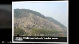 Longmen Grottoes - Luoyang, Henan, China