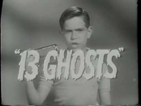 13 Ghosts TV  1960