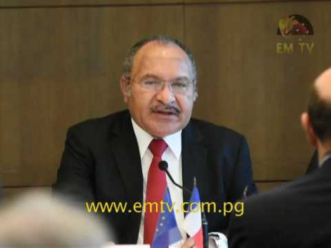 First France–Papua New Guinea Business Forum to Generate Jobs