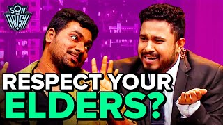 Zakir Khan's banter with his brothers