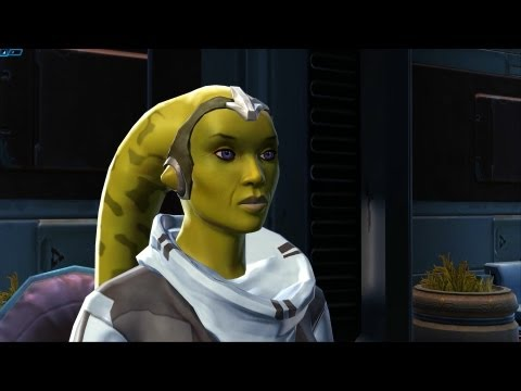 SWTOR: Taris Quest Chain (Republic)
