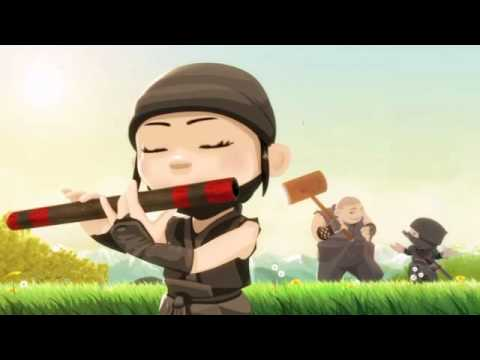 Mini Ninjas Suzume Youtube