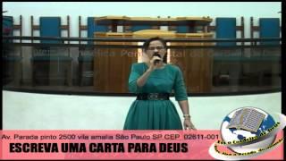 "O GRANDE ""EU SOU"" - Harpa Cristã cantora Elisete"