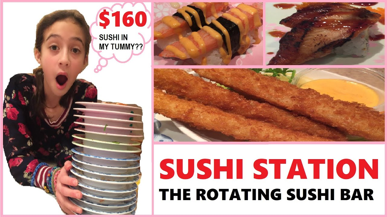 Sushi Station Restaurant The Rotating Sushi Bar In Rolling Meadows Illinois Youtube 1641 west algonquin road, rolling meadows, il 60008. youtube