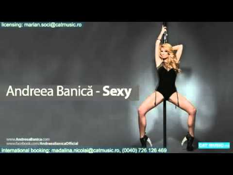 Andreea Banica - Sexy