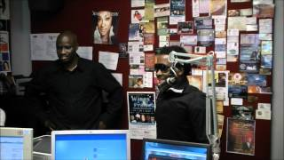 Uche Agu & Sonnie Badu Chicago Interview.wmv