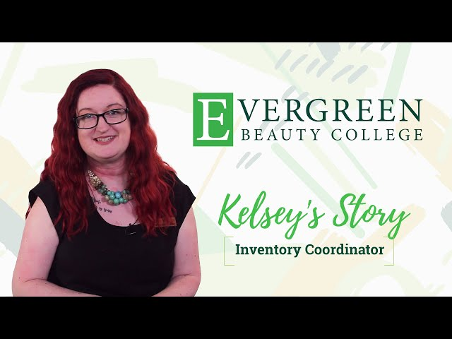 Kelsey's Working At EBC Employment Story | Evergreen Beauty College