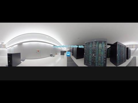 Take a tour of the supercomputer Fugaku