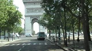 Экскурсия по Парижу на автобусе(, 2011-07-19T10:05:17.000Z)