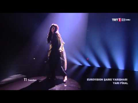 "Eurovisija 2012 Svedija - Loreen - Euphoria ""Download MP3"""