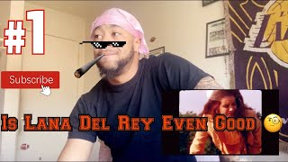 Lana Del Rey - National Anthem (Official Music Video)   Reaction