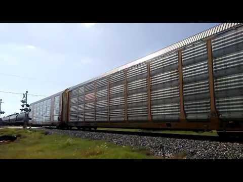 UNION PACIFIC MIXED FREIGHT TRAIN