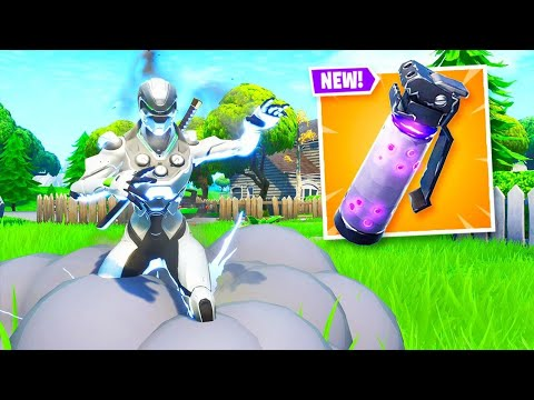 The *NEW* SHADOW BOMB is AMAZING! (New Fortnite Update)