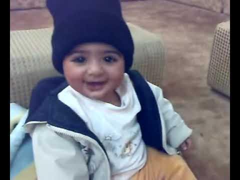 طفل صغير يضحك من قلبه اجمل ضحكة من القلب Youtube