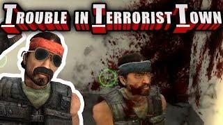 Panik in der Stadt! | Trouble in Terrorist Town - TTT | Zombey