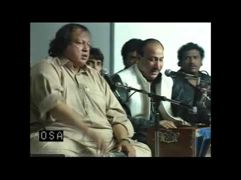 Chaap Tilak Sab Cheen - Ustad Nusrat Fateh Ali Khan - OSA Official HD Video