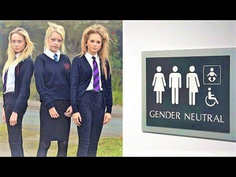 В Англии ввели гендерно нейтральные туалеты