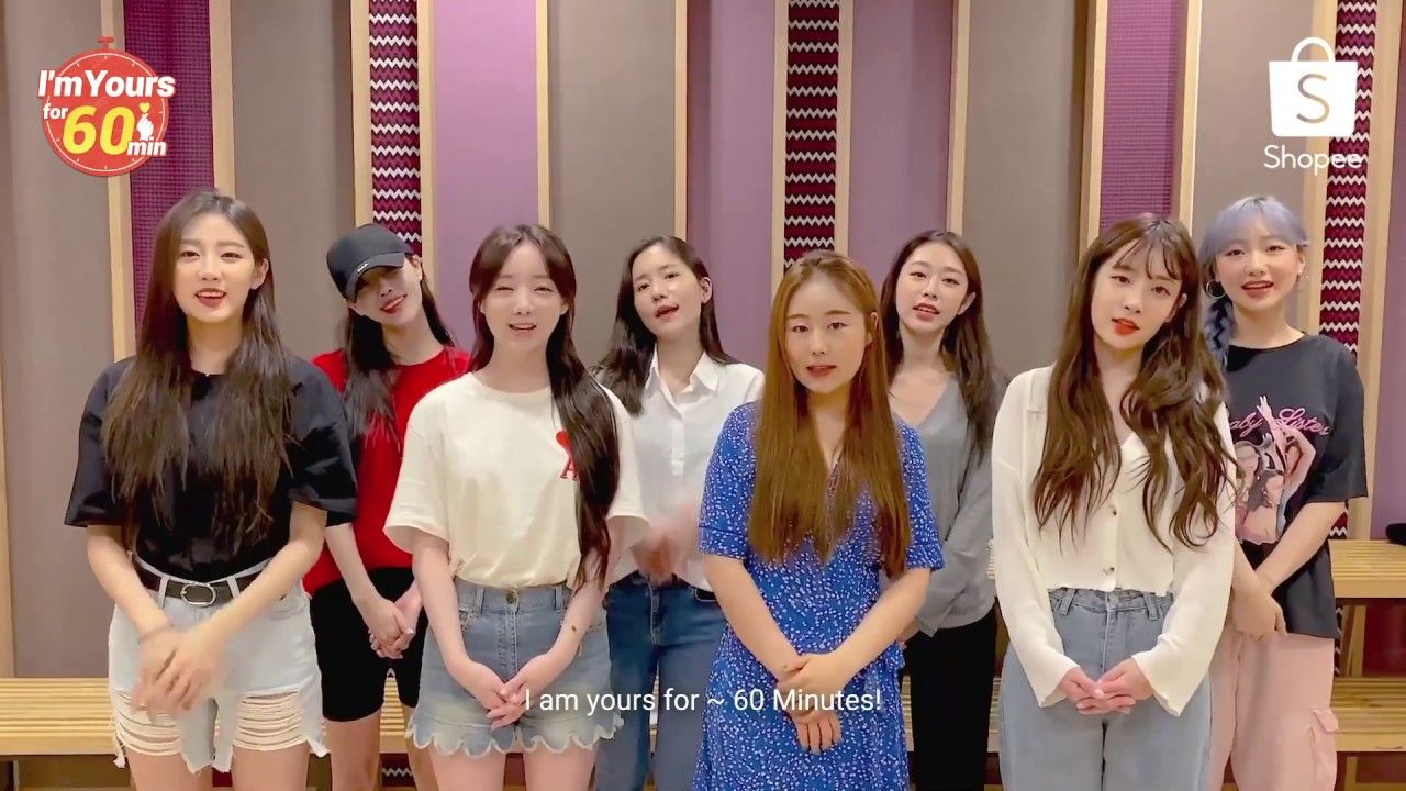 I'm Yours for 60 min: Lovelyz