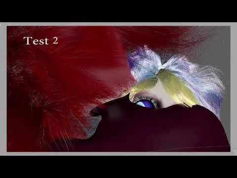 3D Camera test animation / hugsmile / Maya2018