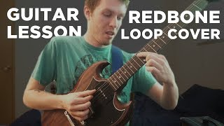 Lesson: Redbone Loop Cover