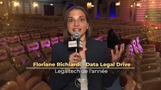 Palmarès du Droit 2021   Data Legal Drive   Legaltech de l'année 2021