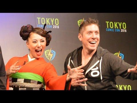 スター・ウォーズ・ダークサイドが日本に上陸!? 三船美佳、父・敏郎の『SW』オファー秘話語る 『Tokyo Comic Con2016』記者発表会