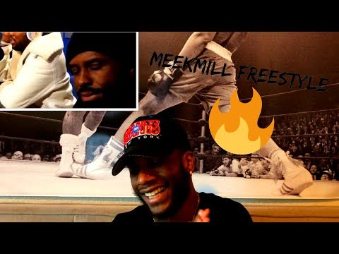 Meek Mill Funk Flex Freestyle Reaction