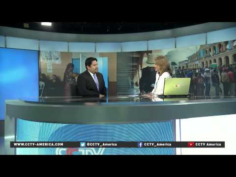 Joseph Humire on Guatemala election