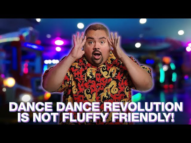 Throwback Thursday: Dance Dance Revolution Is Not Fluffy Friendly | Gabriel Iglesias