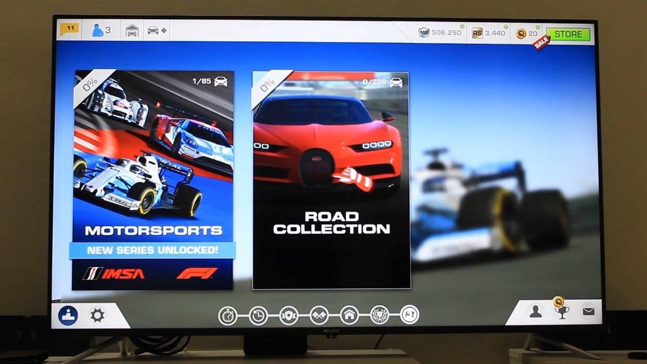 KODAK 55CA0909 🔥 Real Racing 3 Gameplay 🔥