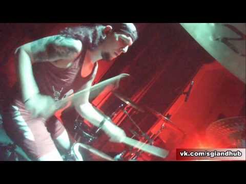 "Max Talion Drum Cam (Sgian Dhub - ""Careless & Ruthless"" LIVE)"