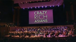 Crazy Rich Asians Theme Live In Concert by Brian Tyler