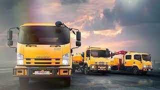 Isuzu Trucks Assembly Plant- South Africa
