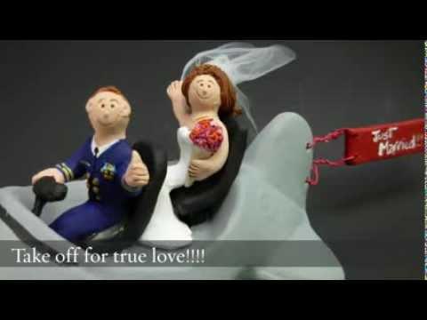 air-force-jet-pilots-wedding-cake-topper