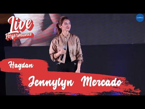 Jennylyn Mercado | Hagdan | Live at TriNoma
