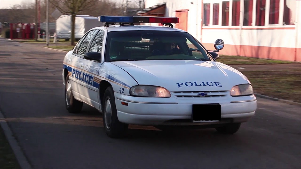 1998 chevy lumina police car v6 3 8l [ 1280 x 720 Pixel ]