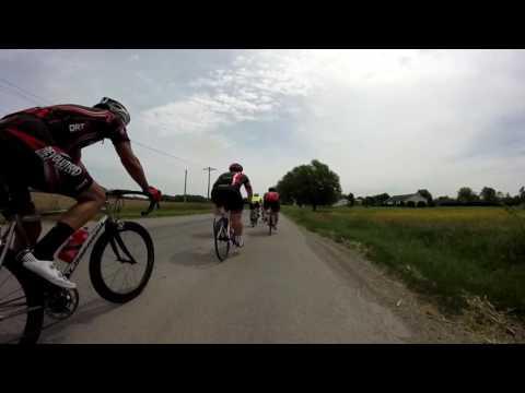 Three Rivers Velo Sport ARC-5 Tour, June 4, 2017