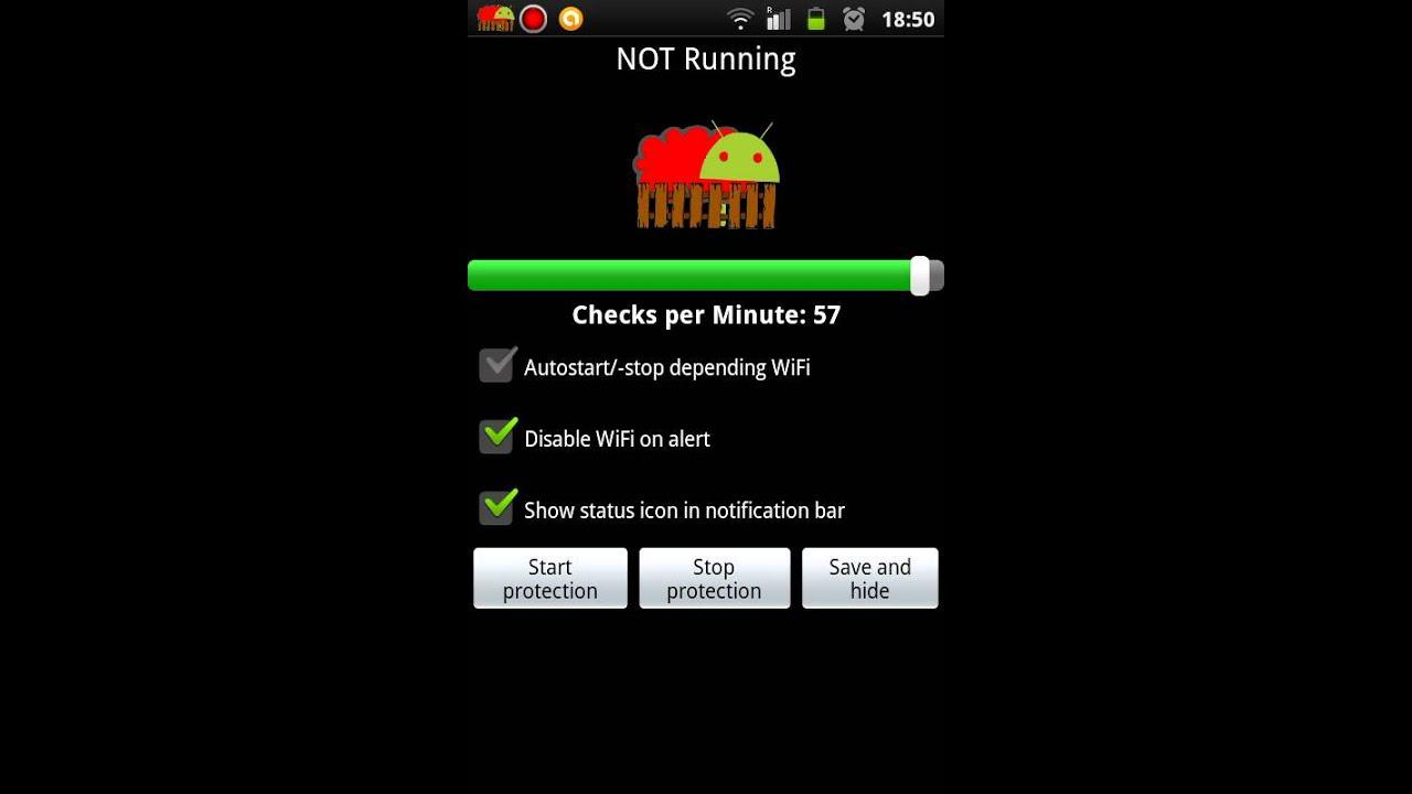 DroidSheep Guard - Mehr Sicherheit für Android