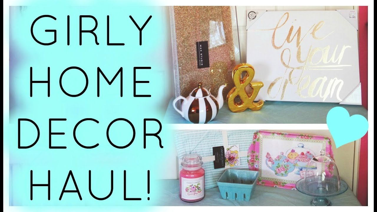 Home Decor Haul Homegoods Tj Maxx Marshalls Target