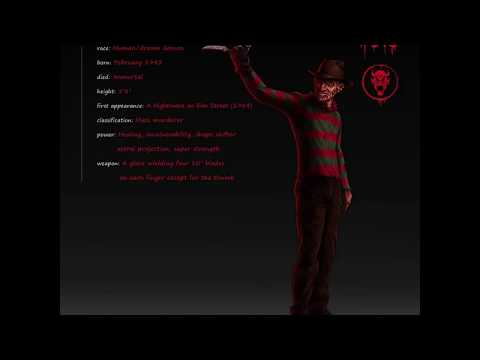 Nice Guys - Freddy Krueger (music by Charles Bernstein – A Nightmare on Elm Street (Main Theme))