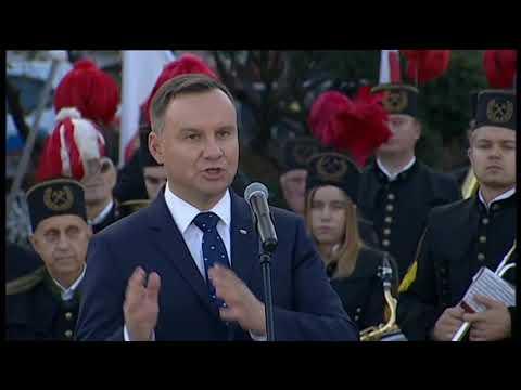 Mocne wystąpienie Prezydenta Dudy na Śląsku (09.10.2017)
