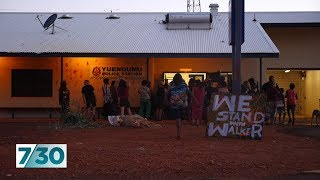 The family of Kumanjayi Walker calls for justice   7.30