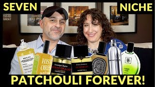 Patchouli Forever! Dalya And I Discuss 7 New Patchouli Fragrance Pickups