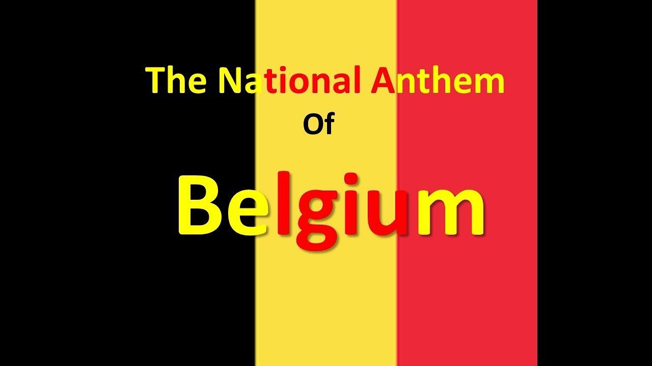 Download The National Anthem of Belgium Instrumental with Lyrics - La Brabançonne