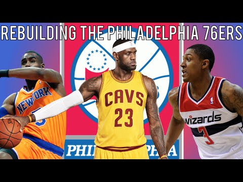NBA 2K15 MyLEAGUE: Rebuilding the Philadelphia 76ers!